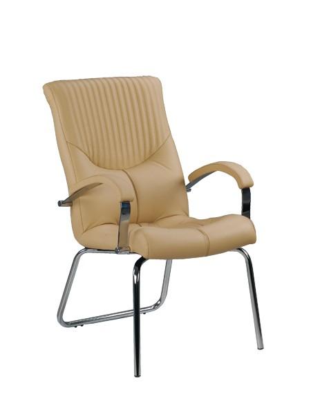 Конференц-кресло Germes steel CFA LB chrome