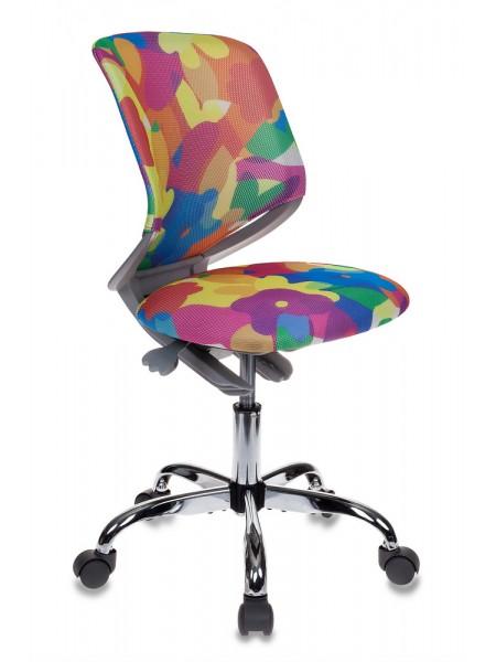 Детское растущее кресло KD-7/abstract