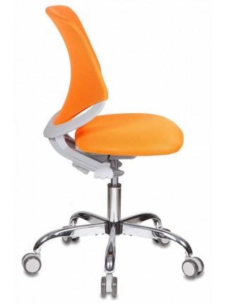 Детское растущее кресло KD-7/TW-96-1 оранжевый