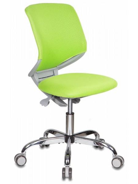 Детское растущее кресло KD-7/TW-18 салатовый