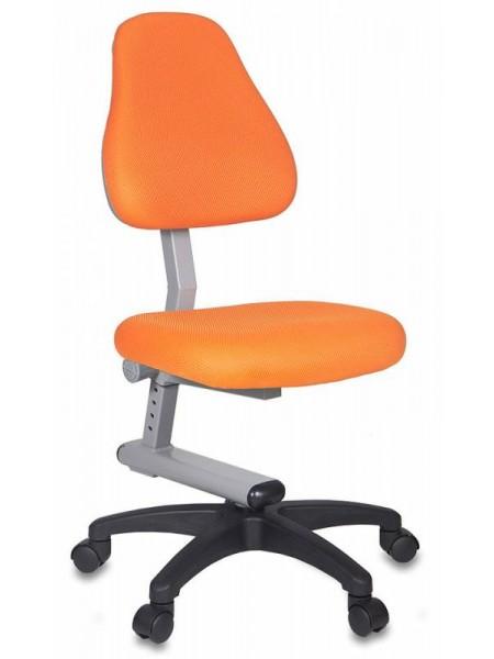 Кресло детское KD-8/TW-96-1 оранжевый TW-96-1
