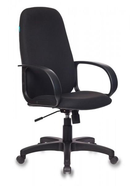 Кресло руководителя Бюрократ CH-808AXSN/#B черный 3C11