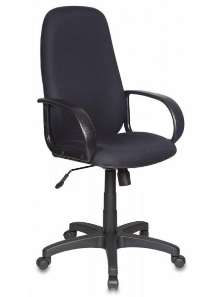 Кресло руководителя Бюрократ CH-808AXSN/#BLACK черный 10-11