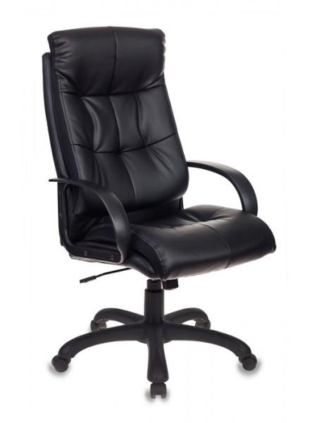Кресло руководителя Бюрократ CH-824B/LBLACK черный искусственная кожа
