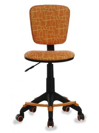 Кресло детское Бюрократ CH-204-F/GIRAFFE подставка для ног оранжевый жираф