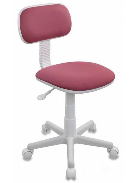 Кресло детское Бюрократ CH-W201NX/26-31 розовый 26-31