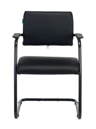 Кресло Бюрократ CH-271N-V/BLACK черный Leather Black искусственная кожа