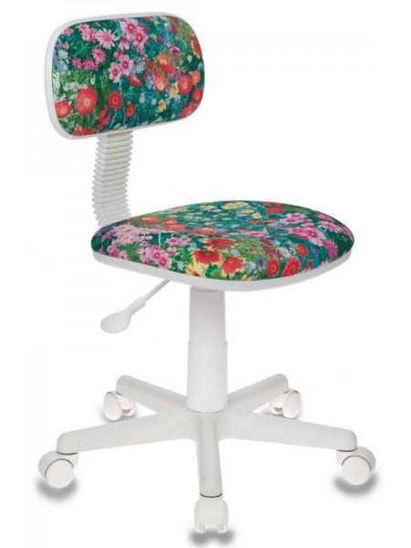 Кресло детское Бюрократ CH-W201NX/GRLAND зеленый луг GRLAND