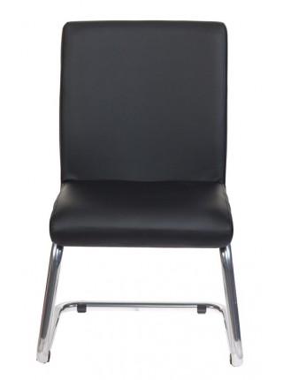 Кресло Бюрократ CH-250-V/BLACK черный искусственная кожа