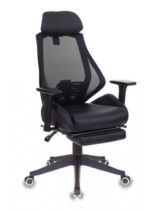 Кресло игровое Бюрократ CH-770/BLACK черный искусст.кожа/сетка