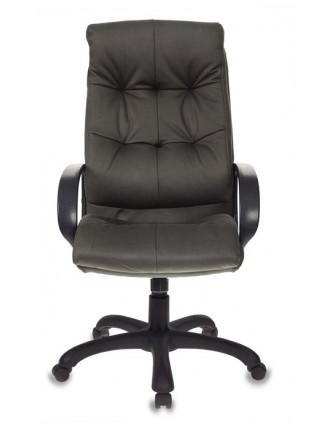 Кресло руководителя Бюрократ CH-824B/F4 темно-серый искусственный нубук