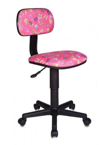 Кресло детское Бюрократ CH-201NX/FlipFlop_P розовый сланцы FlipFlop_P