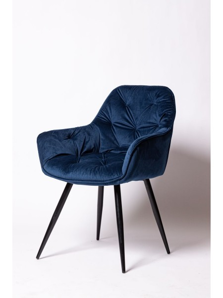 Кресло DC 147-1 синее