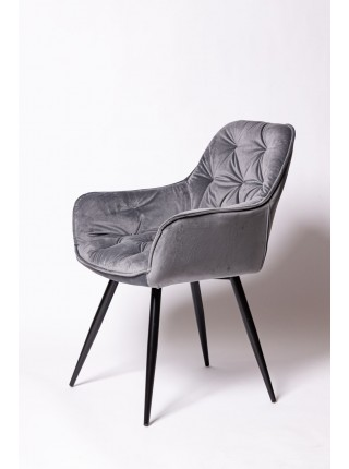 Кресло DC 147-1 серое