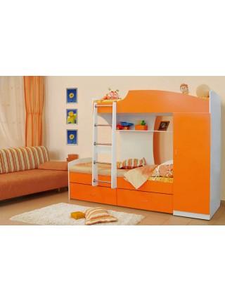 Двухъярусная кровать № 1