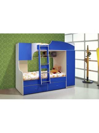 Двухъярусная кровать № 4