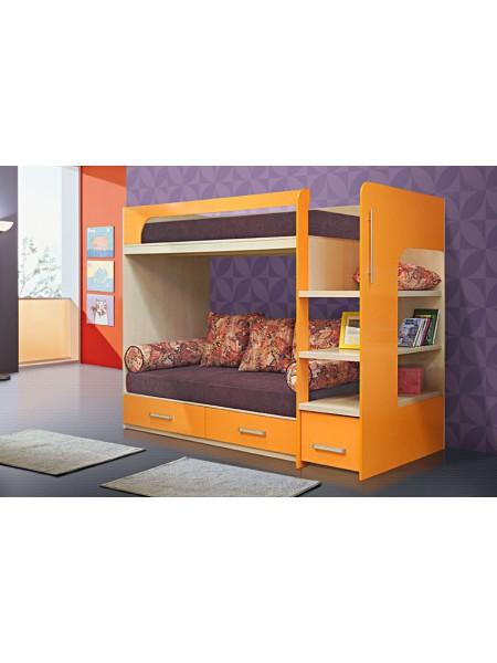 Двухъярусная кровать № 8