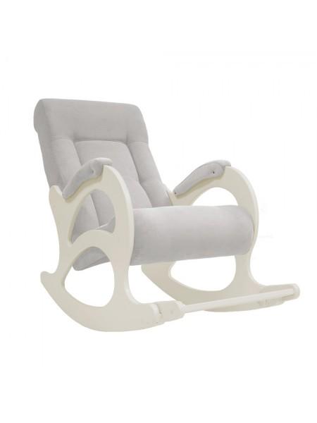 Кресло-качалка 44 с подставкой для ног (без лозы)