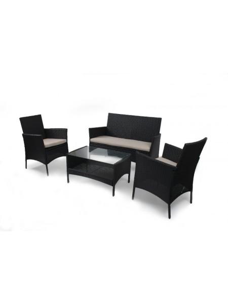 Набор плетеной мебели TJF-R568-BK