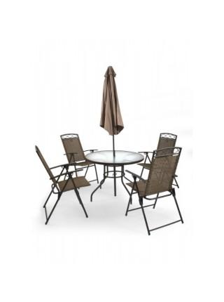 Набор плетеной мебели TJF-T007