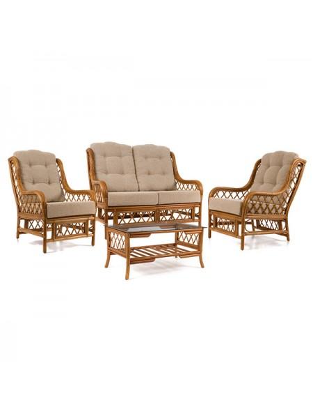 Набор плетеной мебели Kelly 2