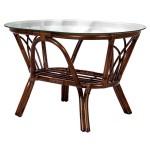 Столы и столики из ротанга