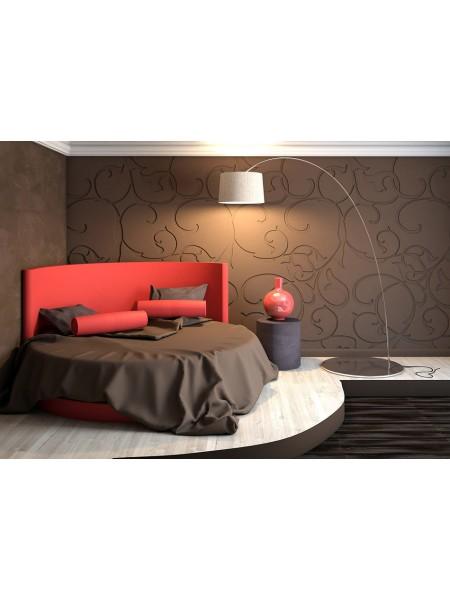 Круглая кровать Caprice