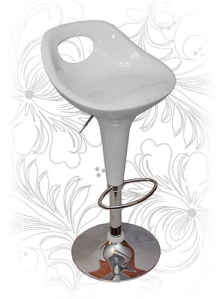 Барный стул 1007 Malibu белый