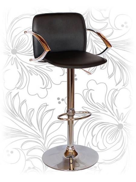 Барный стул 3019 Petra черный