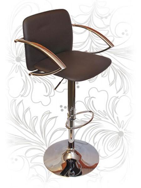 Барный стул 3019 Petra коричневый