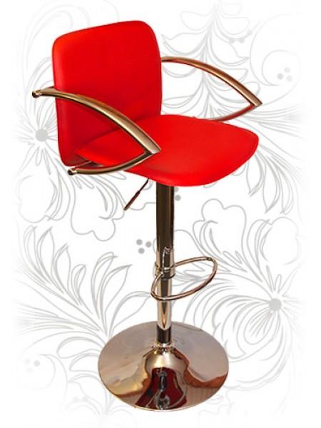 Барный стул 3019 Petra красный