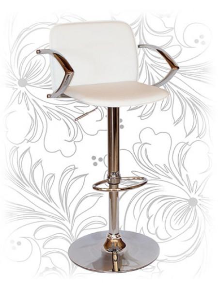 Барный стул 3019 Petra белый