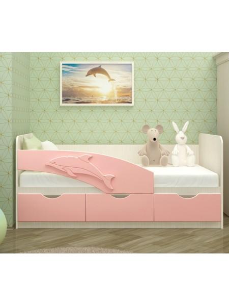 Детская кровать Дельфин 3 Д