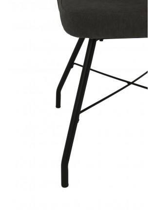 Стул MK-4343-GR 53х60х85 см Серый