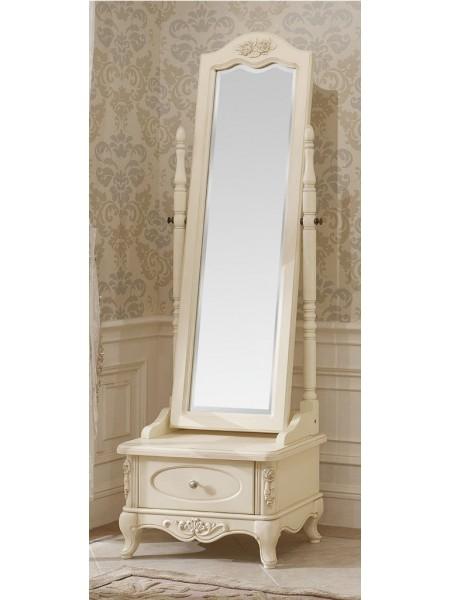 Трюмо Милано 8802 Dresser mirror 60х44х188 см