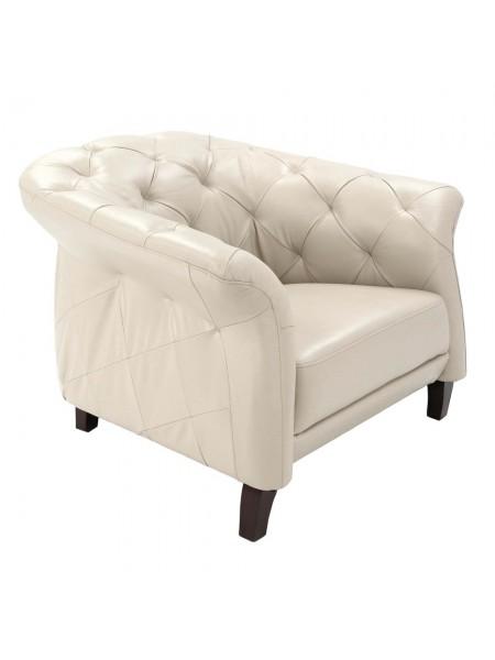 Кресло MK-6508-WTL 110х100х83 см Белый