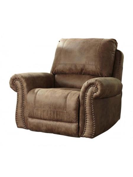 Кресло Larkinhurst 3190125 реклайнер 109х102х102 см Коричневый
