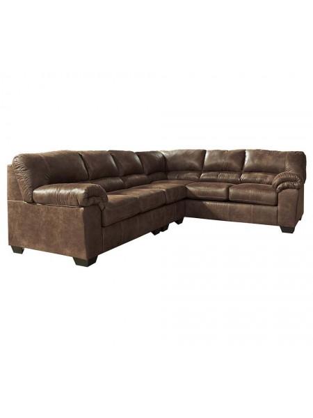 Кресло Bladen 1200046 модульное (часть углового дивана) 61х97х97 см Коричневый