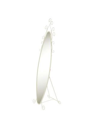 Зеркало 9911 MK-2202-AW 53х0х140 см Античный белый