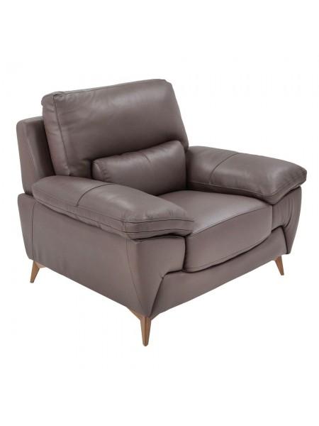Кресло MK-4720-СL 112х96х96 см Капучино