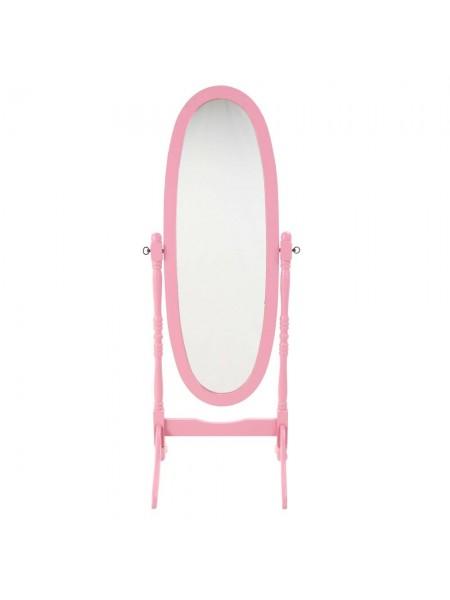 Зеркало MK-2301-PN 58х2х150 см Розовый