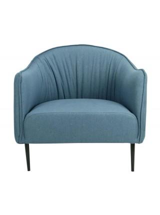 Кресло MK-5514-BL 84х82х62 см Синий