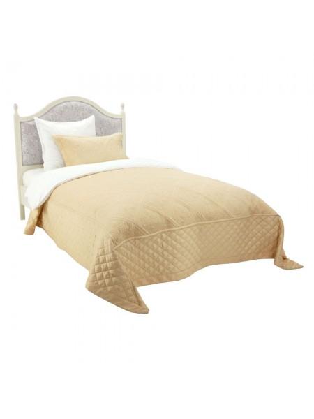 Кровать Florence MK-5086-AW односпальная детская 121х201 см Молочный