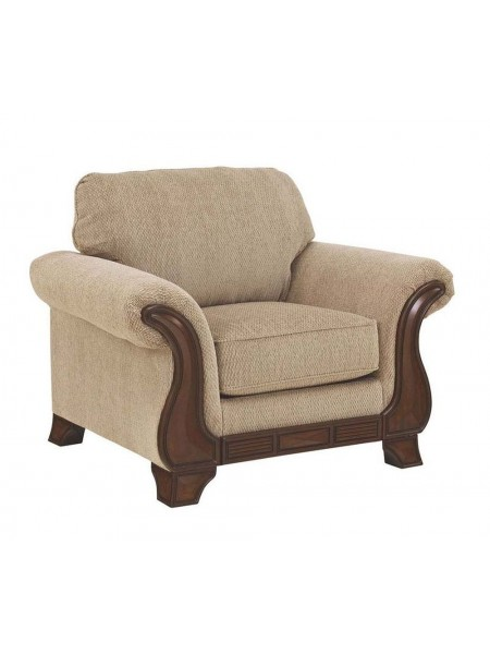 Кресло Lanett 4490020 122х102х99 см Бежевый