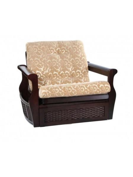 Кресло MK-2612-JA ящик для белья 95х79х97 см Венге