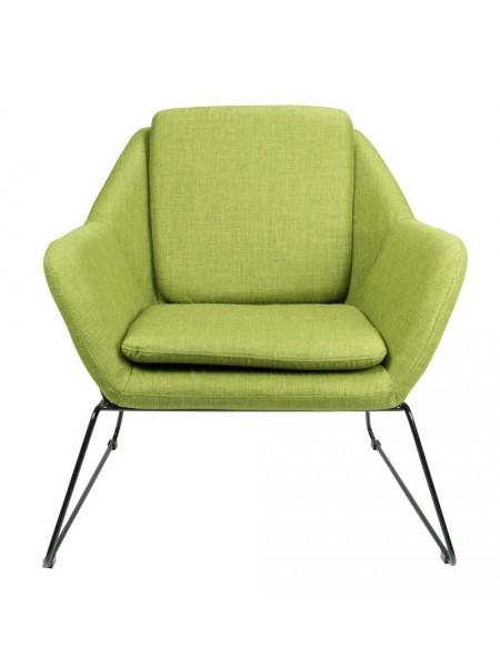 Кресло MK-5515-GE 80х79х78 см Зелёный