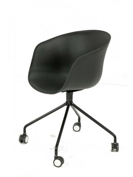 Кресло компьютерное Кибо MK-7031-BL 55х57х76 см Черный