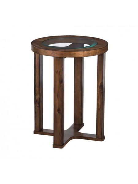 Столик прикроватный Hannery T725-6 46х46х58 см Коричневый