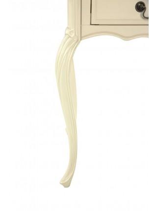 Столик консольный Florence MK-5065-AWB 100х5050х76 см Молочный/итальянский орех