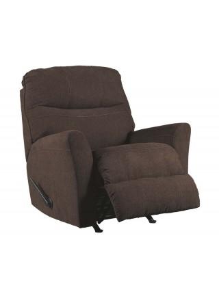 Кресло Maier 4520125 реклайнер 94х107х104 см Коричневый